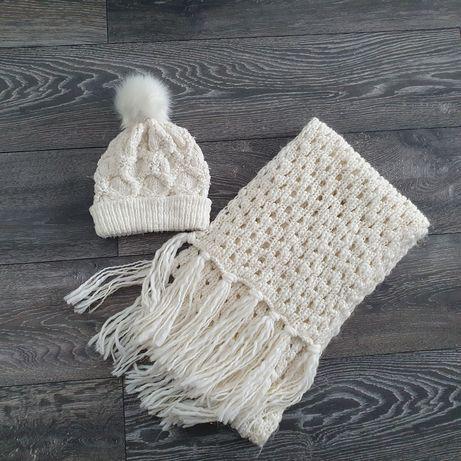 Orsay komplet czapka + szalik