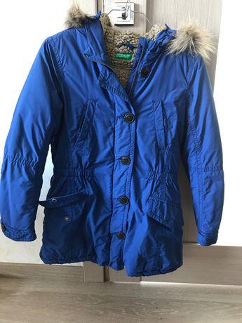 Куртка пальто пуховик парка осень зима