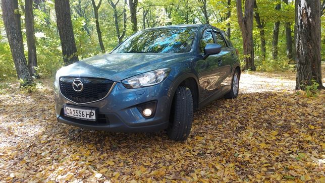 Mazda CX5 Official
