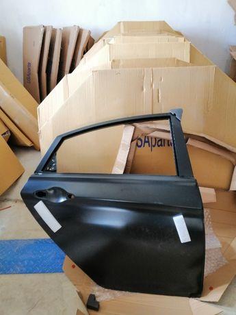Hyundai Sonata 2010-2014 USA. Двери.