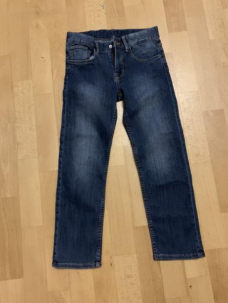 H&M джинси 134р, 8-9років