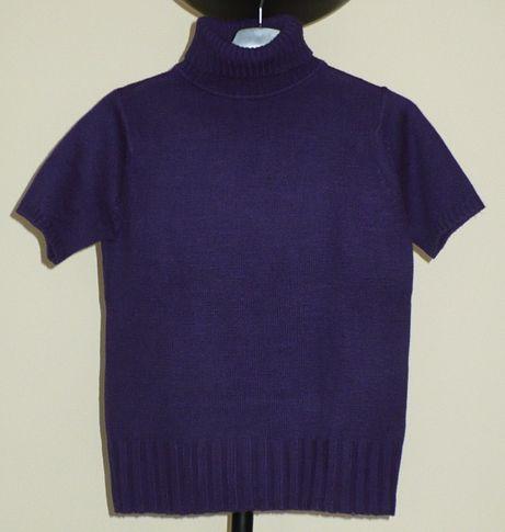 Sweterki, krótki rękaw różne rozmiary