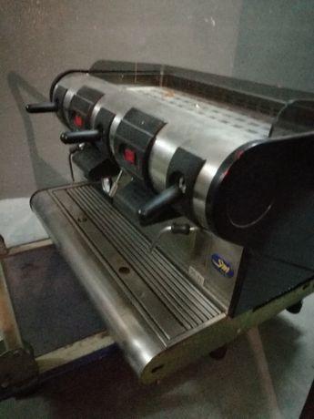 Máquina de café 2 grupos La San Marco