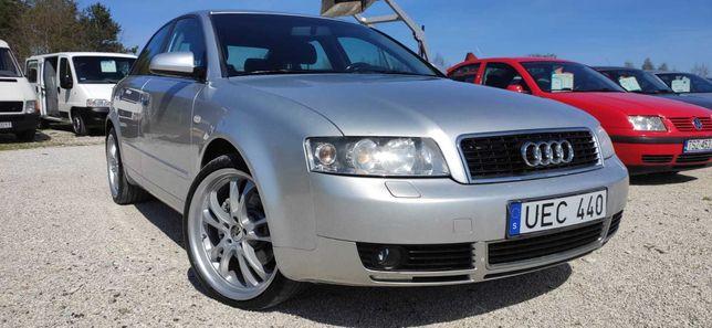 AUDI A4 2003 R 1.8 Turbo.Sedan.KlimaTronik.Zamiana.Raty