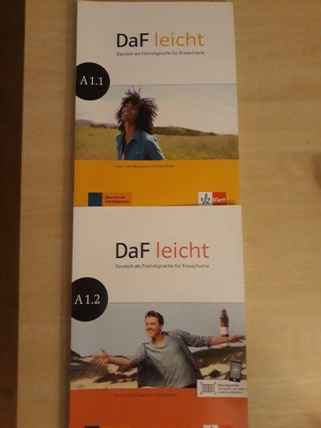 DaF leicht A 1.1 oraz DaF leicht A 1.2