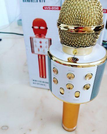 Мікрофон колонка