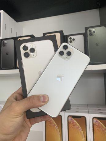 Идеалы Iphone 11 Pro 64/256 gb Silver Neverlock Гарантия!