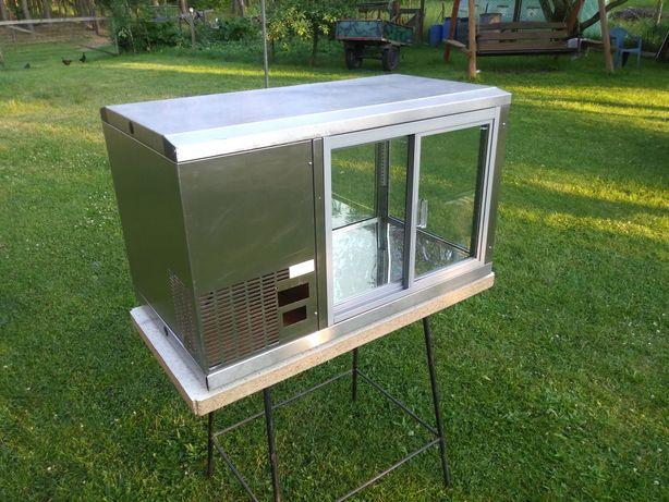 Terrarium Obudowa po klimatyzowanej chłodni gastronomicznej