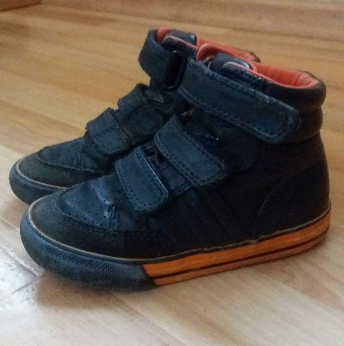 Кожаные ботиночки NEXT Херсон - изображение 1