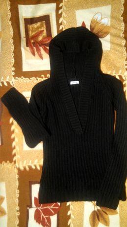 Черный свитер (в ассортименте) акция