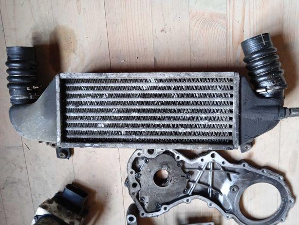 Радіатор інтеркулер,турбіна, двигун,насос,Форд фокус1 1.8ТДСІ