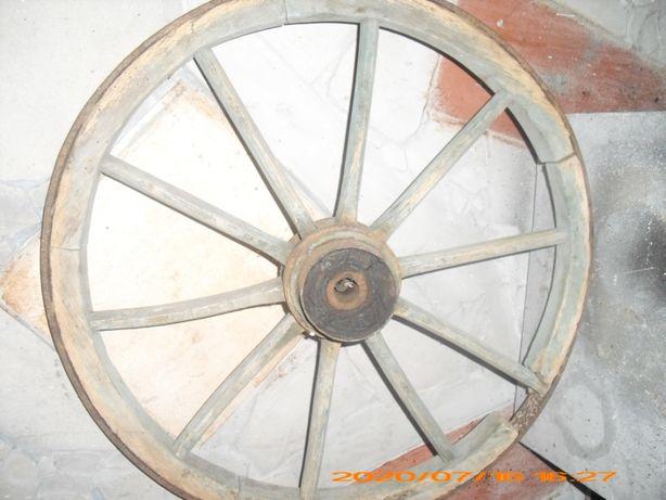 Stare duże kolo od wozu NISKA CENA