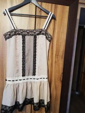 Sukienka styl retro r. L