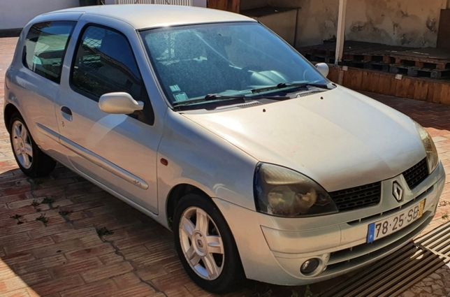 Renault Clio 1.5 dCi Van Comercial