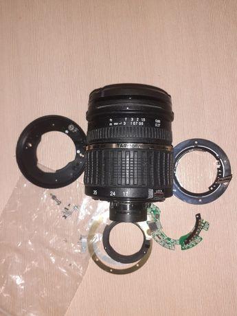 Tamron af 17-50mm f/2.8 if для Сони А на запчасти