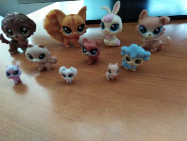 Littlest Pet Shop - figurki