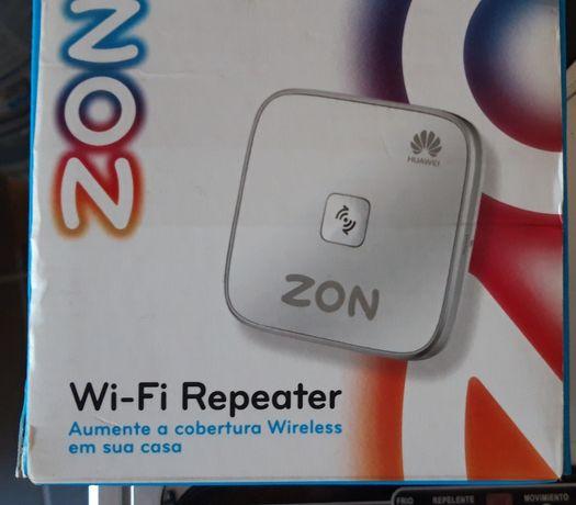 Zon repetidor sinal amplificador