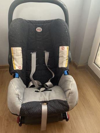 Britax Romer Baby Safe fotelik z bazą nosidełko isofix
