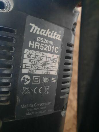 Makita 5201c перфаратор отбойний молоток