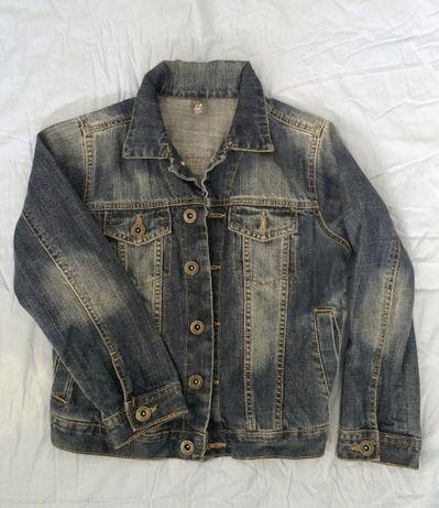 Kurtka jeansowa H&M 134cm/8-9lat