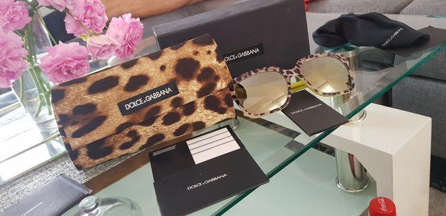 Okulary Dolce&Gabbana