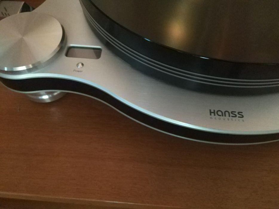 Gramofon Hanss Acoustics T20+ Jelco arm + Denon DL103 Nieborowice - image 1