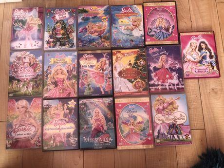 Seria płyt DVD z Barbie