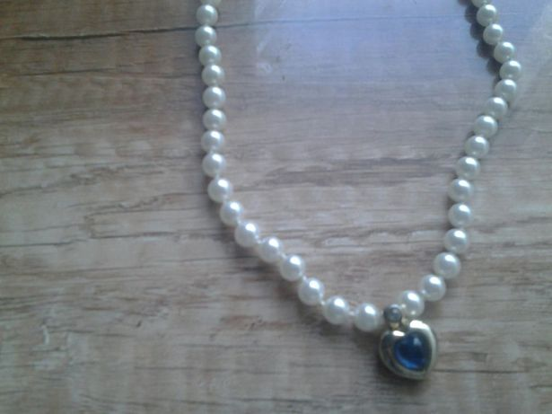 Naszyjnik z naturalnych pereł Acoya dł.51cm