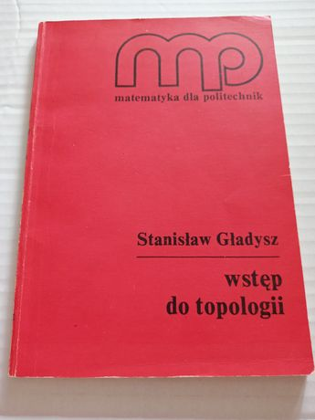 Wstęp do topologii