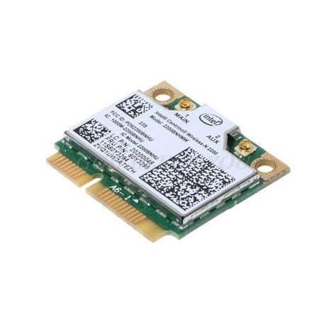 Wi-Fi карта Intel Wireless-N, 2200 BNHMW