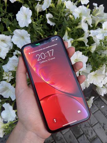 Iphone XR red 64gb r-sim