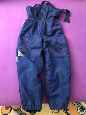 Spodnie narciarskie Reima 128 solidne