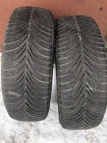 2x205/60/16 Michelin Alpin 5