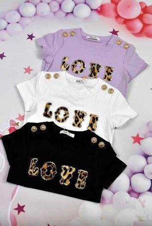 WYPRZEDAŻ bluzki dla dziewczynek