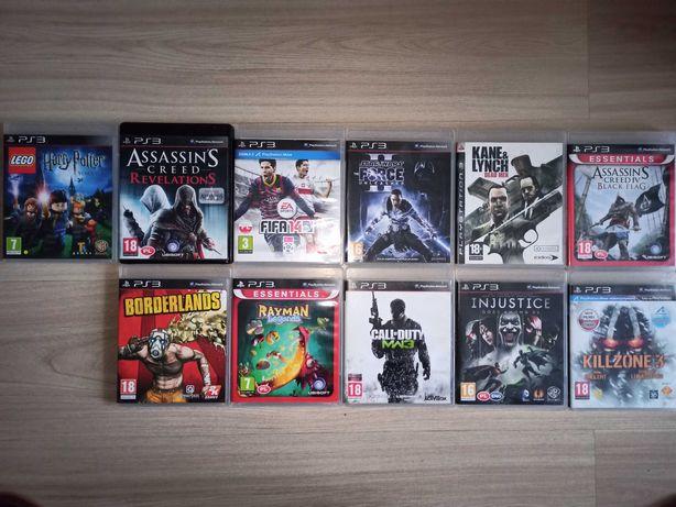 Sprzedam gry do PlayStation 3