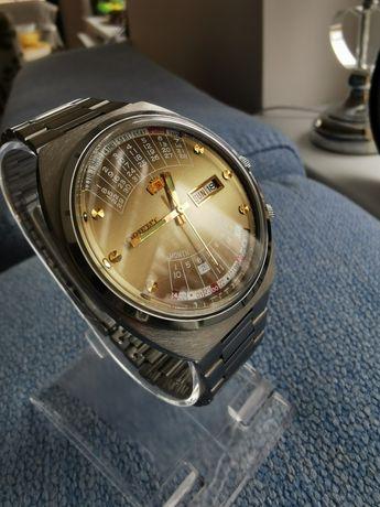 Zegarek Orient Patelnia Cesarski Królewski Mechaniczny Nakręcany