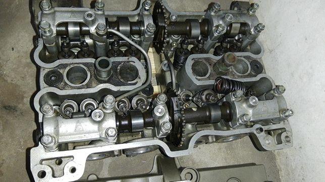 Распредвал, клапан, разборка головка, котушка Suzuki gsf 400 bandit