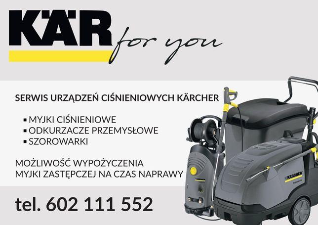 Sprzedaż/Wynajem/Serwis Myjki ciśnieniowe Karcher Gwarancja Wrocław