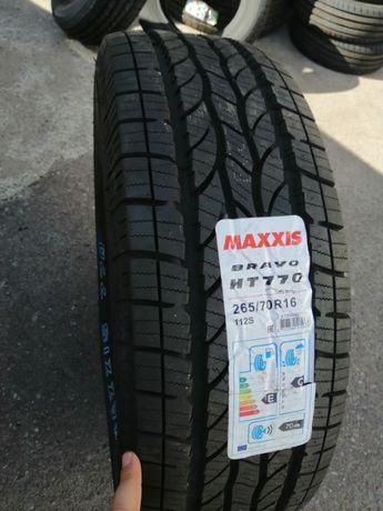 Летние Всесезонные шины резина 265/70 R16 Maxxis HT-770 BRAVO 2657016