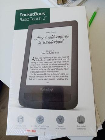 Новая электронная книга PocketBook Basic Touch 2