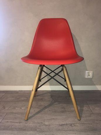 Krzesła skandywski styl
