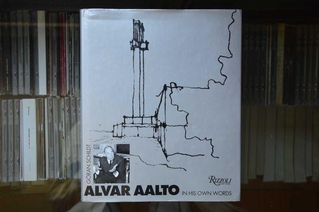 Alvar Aalto in His Own Words [Rizzoli 1998] Livro Arquitectura