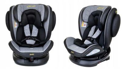 Fotelik BARI obrotowy 360° 0-36 kg summer baby