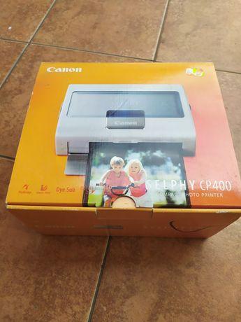 Drukarka do zdjęć Canon selphy CP400