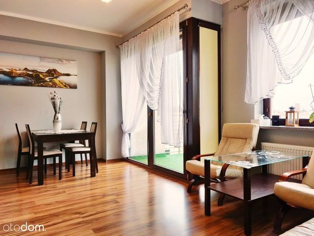 Przestronny apartament, 60 m, bez pośredników