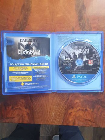 Call of Duty: Modern Warfare PS4 PL