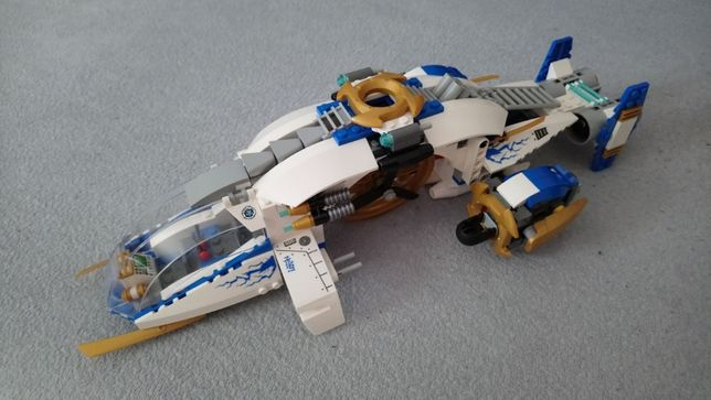 Lego Ninjago pojazd 70724 Ninjakopter