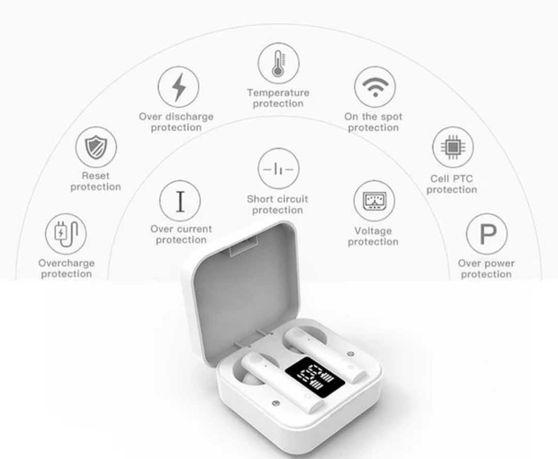 NOWOŚĆ!! SŁUCHAWKI bezprzewodowe AIRDOTS Air2S iPhone, Huawei