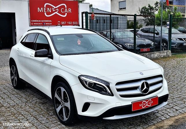 Mercedes-Benz GLA 180 CDi Style