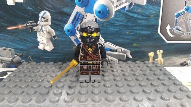 LEGO Ninjago Figurka Cole